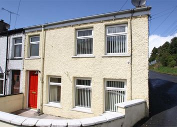 Thumbnail 2 bedroom end terrace house for sale in Church Lane, Ballynahinch, Down