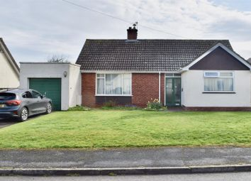 Thumbnail 3 bed detached bungalow for sale in Dillons Road, Creech St. Michael, Taunton