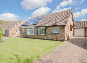 Thumbnail 2 bedroom semi-detached bungalow for sale in Sandy Flatts Court, Acklam, Middlesbrough