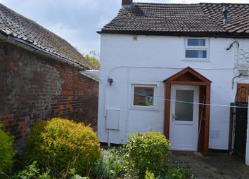 Thumbnail 1 bed cottage for sale in Bridge Street, Saxilby, Lincoln