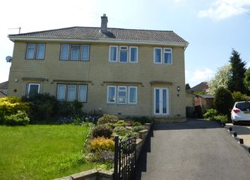 Thumbnail 4 bed semi-detached house for sale in Havory, Larkhall, Bath
