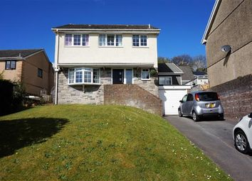 Thumbnail 4 bed detached house for sale in Heol Y Nant, Llannon