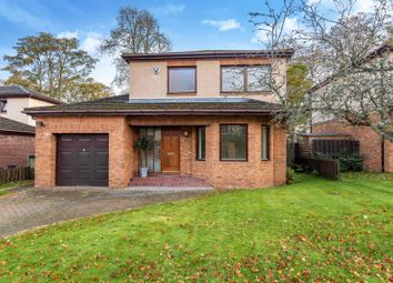 Thumbnail 3 bed detached house for sale in Morning Hill, Peebles