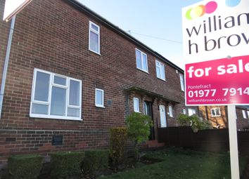 Thumbnail 3 bed semi-detached house for sale in Hollins Mount, Hemsworth, Pontefract