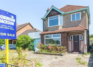 Thumbnail 3 bed property for sale in Court Farm Road, Mottingham, London