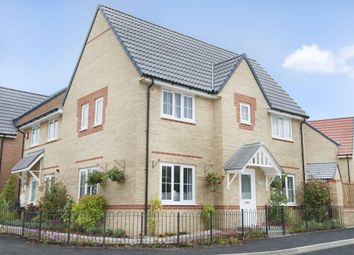 """Thumbnail 3 bed semi-detached house for sale in """"Morpeth"""" at Dewsbury Road, Wakefield"""