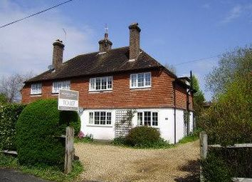 Thumbnail 3 bed cottage to rent in Beechanger Road, Grayshott