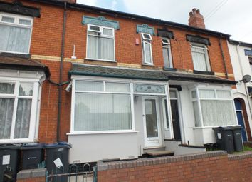 Thumbnail 4 bedroom shared accommodation to rent in Warwards Lane, Selly Oak