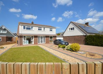 Thumbnail 4 bed detached house for sale in River Close, Stoke Canon, Exeter