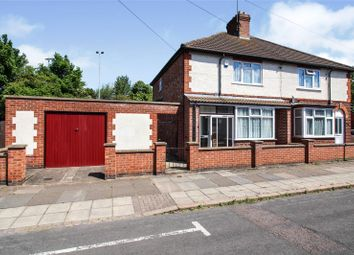 Thumbnail 2 bed semi-detached house for sale in Shakespeare Street, Leicester, Leicestershire