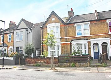 Thumbnail 2 bed end terrace house for sale in Seaford Road, London