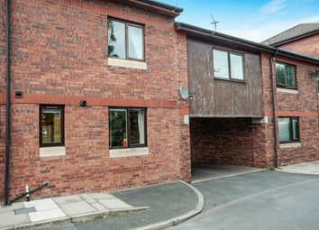 Thumbnail 2 bed flat for sale in East Vale Court, East Dale Street, Carlisle