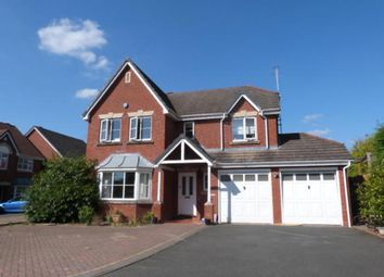Thumbnail 4 bed detached house to rent in Rye Place, Worcester