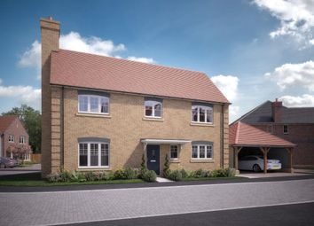 Thumbnail 3 bed detached house for sale in The Street, Mortimer