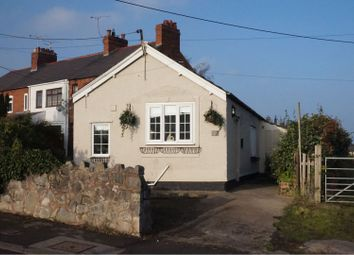 Thumbnail 2 bed detached bungalow for sale in Drury Lane, Buckley