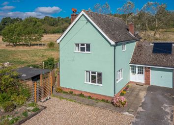 Thumbnail 4 bed detached house for sale in Stanstead, Sudbury, Suffolk
