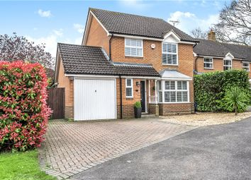 Thumbnail 3 bed detached house for sale in Blount Crescent, Binfield, Bracknell