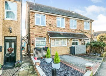 Thumbnail 3 bed semi-detached house for sale in Cross Street, Ware