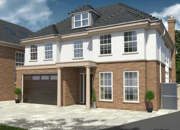 Thumbnail 6 bed detached house for sale in Barham Avenue, Elstree, Borehamwood