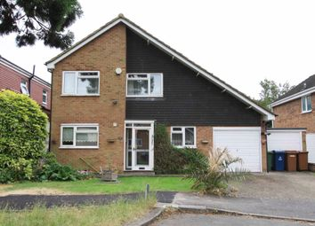 Thumbnail 4 bed detached house for sale in Meadway Close, Pinner