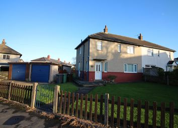Thumbnail 3 bed semi-detached house for sale in Manse Crescent, Burley In Wharfedale, Ilkley