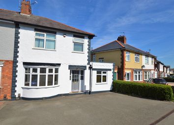 Thumbnail 4 bed semi-detached house for sale in Wigston Road, Oadby