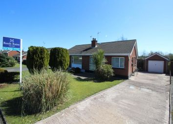 Thumbnail 2 bedroom bungalow for sale in Ashbury Road, Bangor