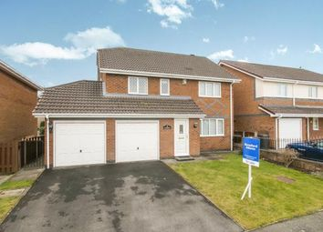 Thumbnail 4 bed detached house for sale in Willow Crescent, Hawarden, Deeside, Flintshire
