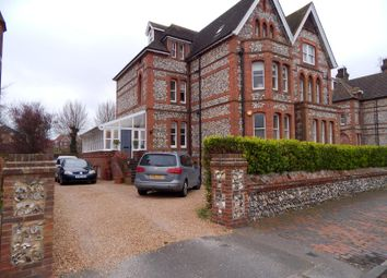 Thumbnail 2 bed flat to rent in Grange Gardens, Furness Road, Eastbourne