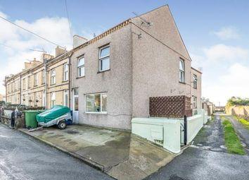 Thumbnail 4 bed end terrace house for sale in Rathbone Terrace, Groeslon, Caernarfon, Gwynedd