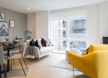 Thumbnail 1 bed flat for sale in Aston Street, London
