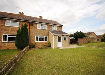 Thumbnail 3 bed semi-detached house for sale in Castle Rise, North Warnborough, Hook