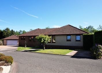 Thumbnail 4 bed detached bungalow for sale in Fairfield Road, Kelty