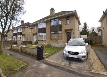 Thumbnail 2 bed semi-detached house for sale in Mendip Gardens, Bath, Somerset