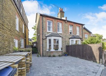 Thumbnail 3 bed semi-detached house to rent in Rowlls Road, Kingston Upon Thames