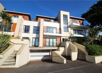 Thumbnail 3 bed flat for sale in Lower Parkstone, Poole, Dorset