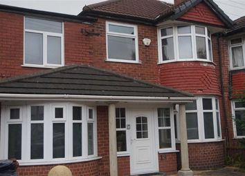 Thumbnail 4 bed semi-detached house to rent in Carr Bank Avenue, Blackley, Manchester