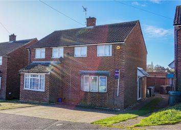 Thumbnail 2 bed semi-detached house for sale in Townfield Road, Flitwick