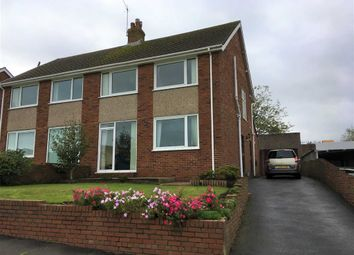Thumbnail 3 bed semi-detached house for sale in Gabalfa Road, Swansea