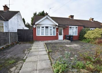 Thumbnail 2 bedroom bungalow for sale in Bishopscote Road, Luton