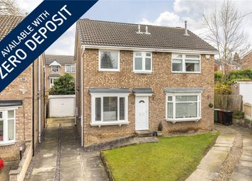 2 bed semi-detached house to rent in Fieldway Close, Leeds, West Yorkshire LS13