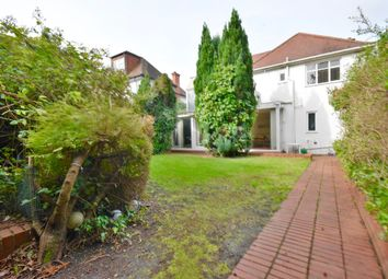 Thumbnail 4 bed detached house for sale in Princes Park Avenue, Golders Green, London