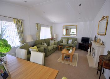 Thumbnail 2 bed mobile/park home for sale in Oak Tree Lane, North Langney, Eastbourne