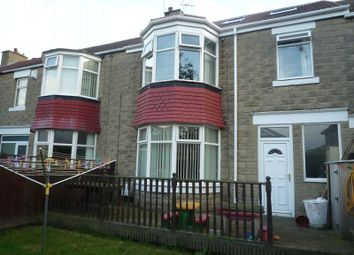 Thumbnail 4 bedroom terraced house for sale in Welbeck Terrace, Ashington