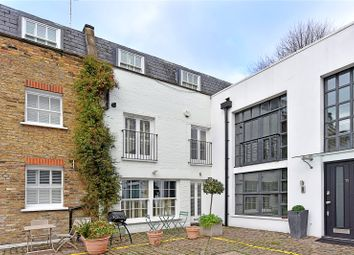 Thumbnail 4 bed mews house for sale in Napier Place, London