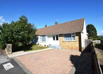 Thumbnail 3 bed semi-detached bungalow for sale in Westhill Gardens, Portishead, Bristol