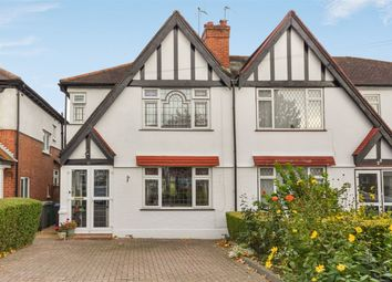 Thumbnail 3 bedroom semi-detached house for sale in Spencer Road, Wembley, Middlesex