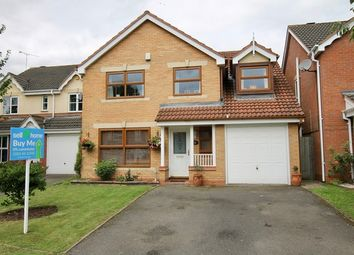 Thumbnail 5 bedroom detached house for sale in Poplar Grove, Ryton On Dunsmore