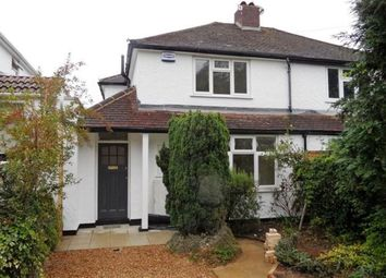 Thumbnail 3 bed semi-detached house to rent in Bosville Road, Sevenoaks