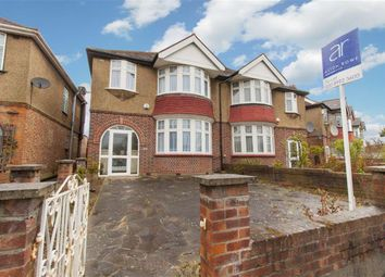 Thumbnail 3 bed semi-detached house for sale in East Acton Lane, London